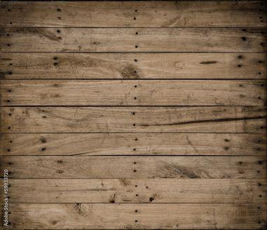 Fotobehang Nature Pattern Detail Of Pine Wood Decorative Old Box Wall Text Foto4art