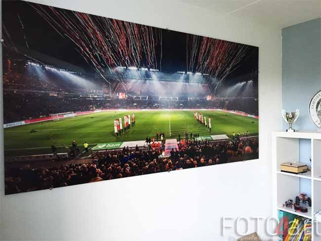 Foto op plexiglas stadion