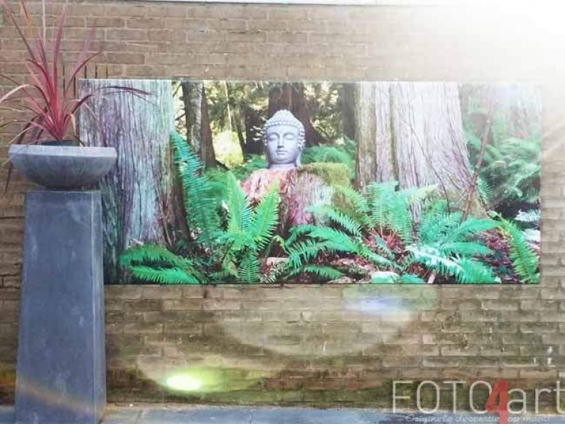 Foto op Tuinposter Boeddha