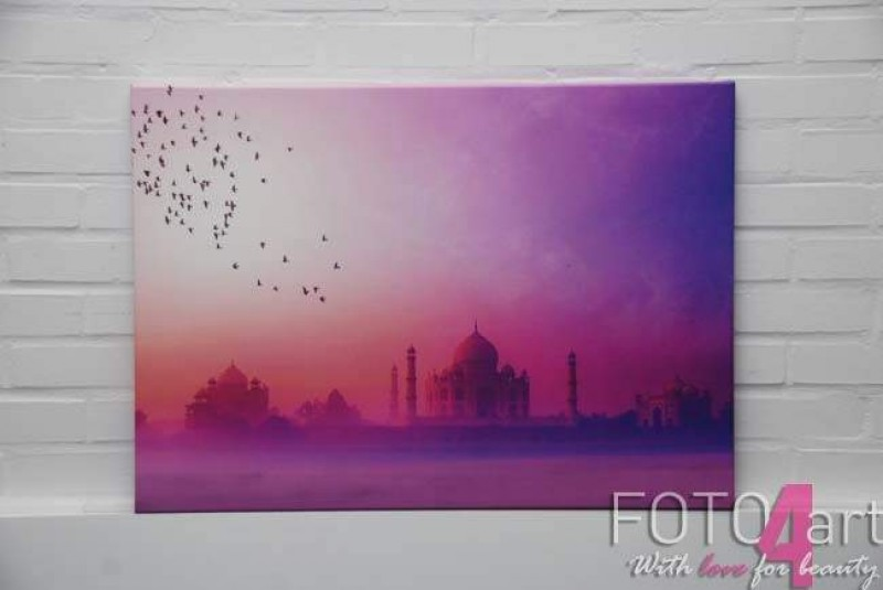Foto op Canvas India