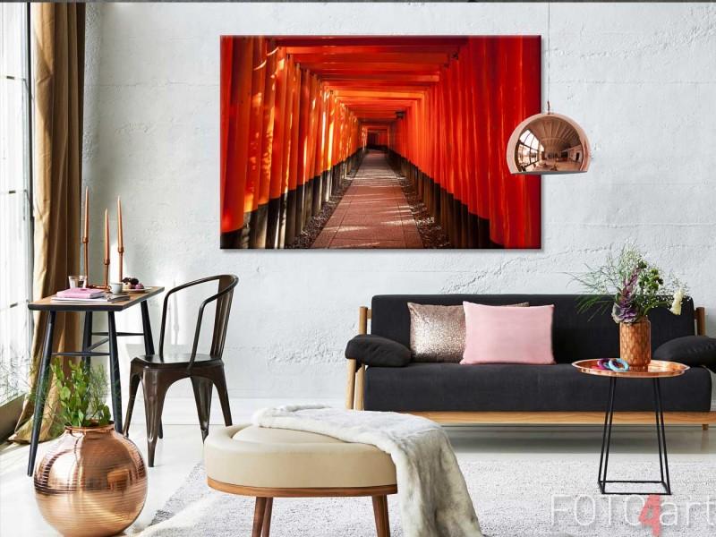 Foto op Canvas Torii gates