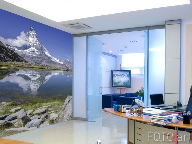 Fotobehang Matterhorn